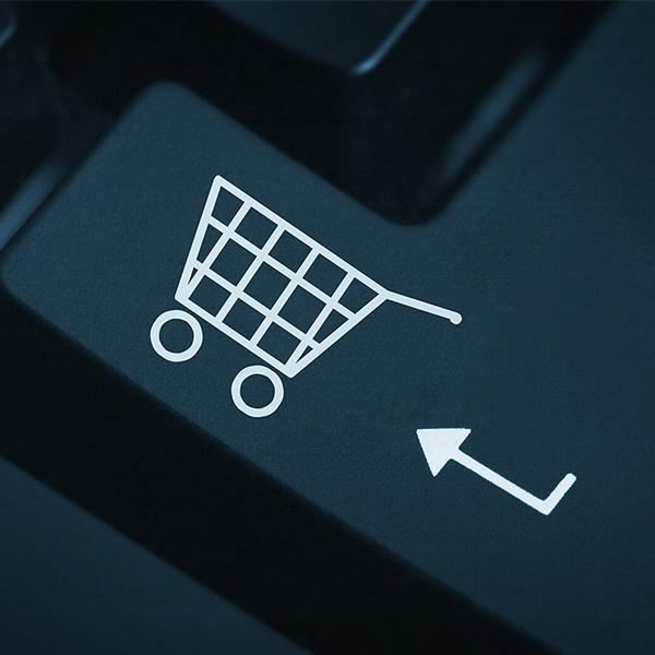commerce électronique et boutique en ligne