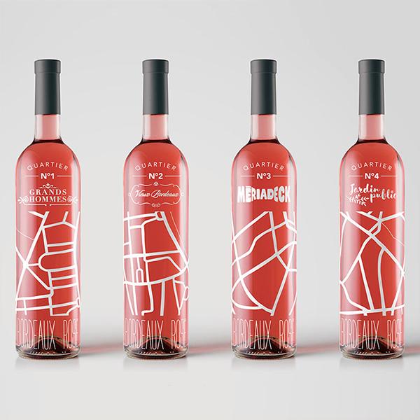 Design de bouteilles