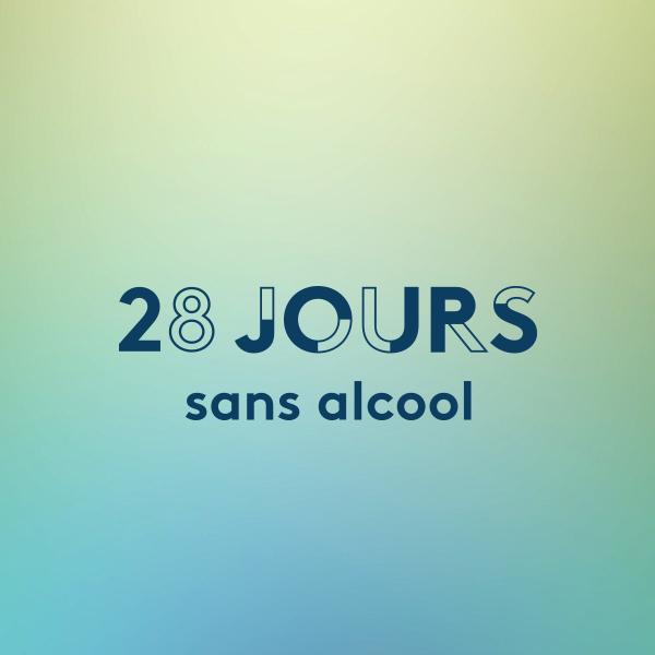 défi 28 jours sans alcool